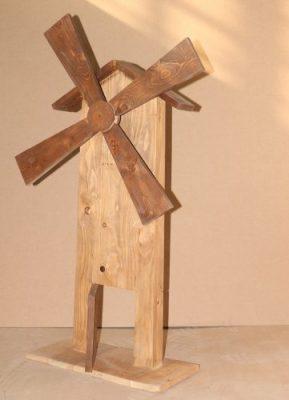 اسیاب چوبی