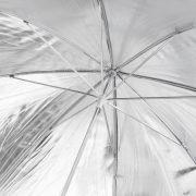 چتر بازتابی مشکی 2