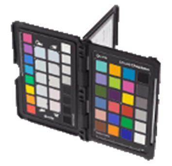 Xrite Color Checker Classicکالر چارت رنگی001