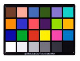 Xrite Color Checker Classicکالر چارت رنگی003