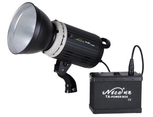 فلاش پرتابل NiceFoto مدل TA-600