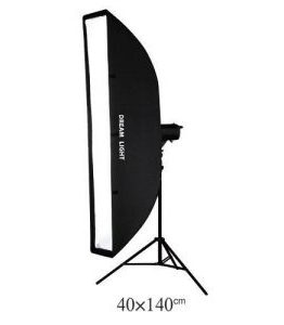استریپ سافت باکس 40 × 140 سانتی دریم لایت