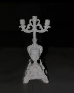 شمعدان سه شعله مدل سلطنتی یک