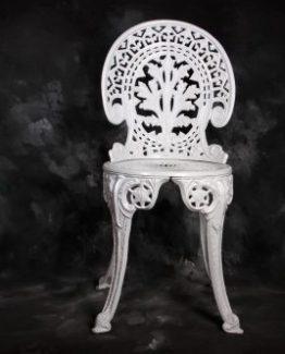 صندلی فلزی مدل طاوس