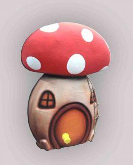 کلبه قارچ